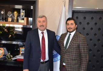 Visit to Akkurt Mayor Mr. Gültekin AYANTAŞ