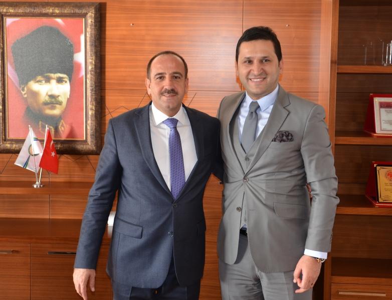 Gölbaşı Belediye Başkan Ziyareti ve İşbirliği Anlaşması Bir Arada Yapıldı