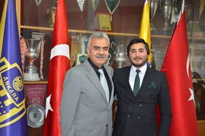 Ankaragücü ile Metropol Yapı Denetim A.Ş. Arasında Sponsorluk Sözleşmesi İmzalandı