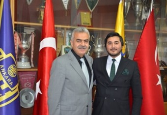 Sponsorship agreement were signed between Ankaragücü and Metropol Yapı Denetim A.Ş.