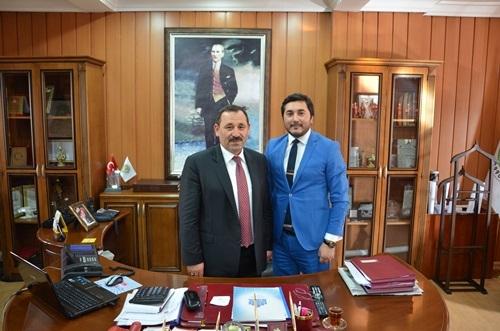 Etimesgut Belediye Başkanı Sn: Enver Demirel'den Metropol Yapı Denetim A.Ş.'ye Tam Destek