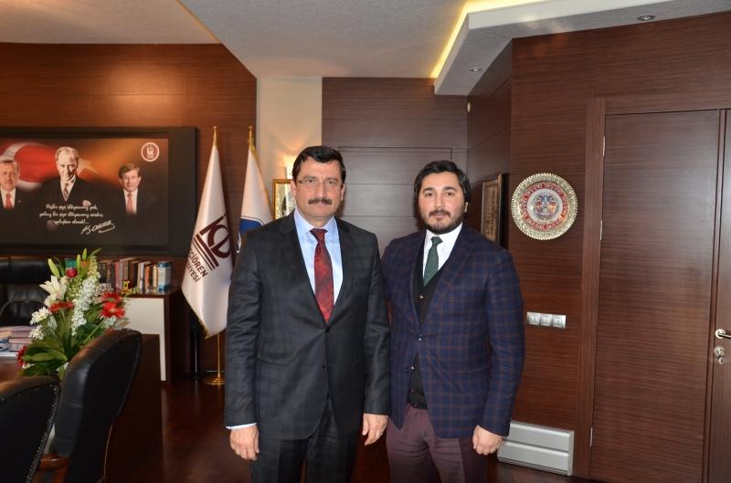 Keçiören Belediye Başkanı Sn: Mustafa Ak Bey'e Teşekkürler