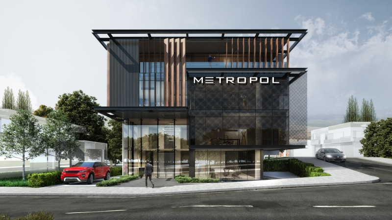 Metropol Headquarters